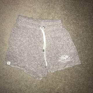 Huffer shorts size 6