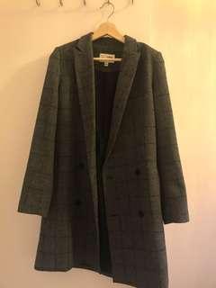 Frank and oak coat