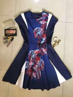 REPRICED!! Plains & Prints Dress