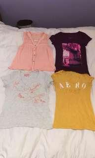 4 T-Shirt Bundle Size Medium
