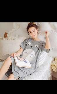 [PO] Totoro Sleeping dress