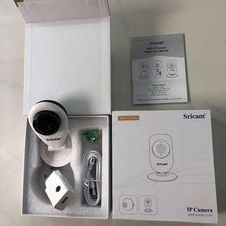 Mini Wifi Camera - New, Ready Available Stock, (Balance 3 in Stock), Complete Set in Box