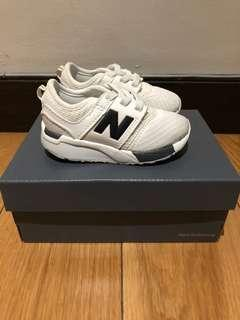 White New Balance 247 (US 6)