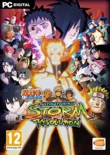Naruto Shippuden: Ultimate Ninja Storm Revolution|Steam