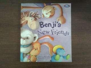 Benji's new friends