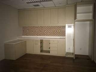 Kitchen set finishing hpl 280X260