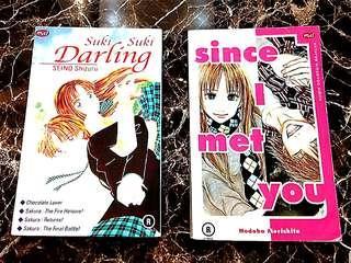 💯🔴 SALE !! 10 Buku Komik Serial Cantik