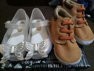 Mini Melissa Fly size 5 / Old Navy shoes