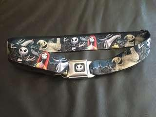 The Nightmare Before Christmas Belt
