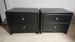 2 X Bedside Table