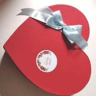 Luxury Box Flower Rose Gift / Kado Bunga
