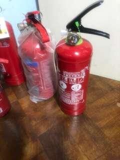 imported fire extinguisher