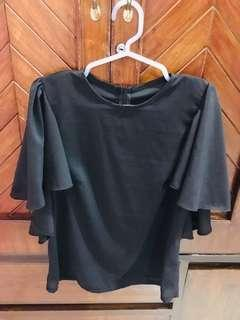 Black Blouse Made in Thailand