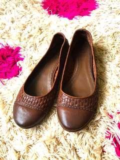 Massimo dutti shoes size 40 full leather