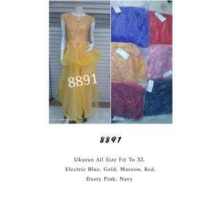 Dress Pesta/ Evening gown/ gaun pesta