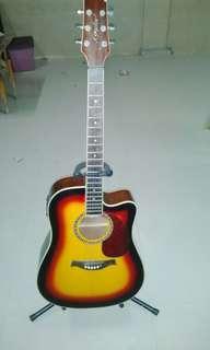 Acoustic Guitar Condor
