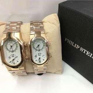 Philip Stein Watch Gold