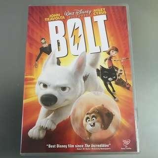 🚚 Walt Disney Pictures BOLT DVD Bonus Feature Animation Region 3 Video Movie
