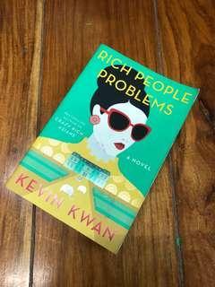 Rich people problems novel