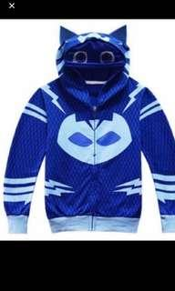 New arrival Instock now !! Pj mask catboy jackets brand new size 110-140cm