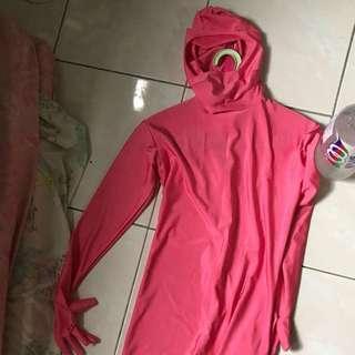 Pink Guy Joji Suit