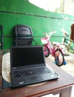 Laptop Gaming Lenovo Thinkpad X240 Corei5 SSD 120Gb Slim Mulus