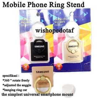 Mobile phone ring Stend