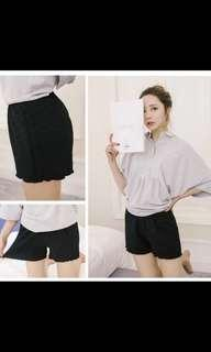 Black Inner Shorts