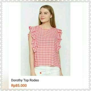 Dorothy Top Rodeo