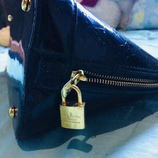 Louis Vuitton Black Bernise Monogram Al
