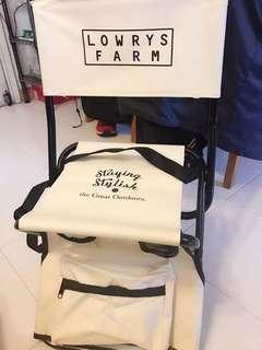 Lowyrs Farm Foldable Beach Chair 沙灘椅 野餐椅