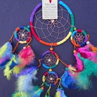 Rainbow Dream Catchers
