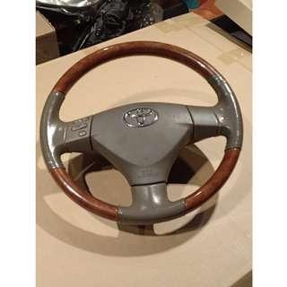 JDM Toyota Harrier MCU30 Steering Wheels