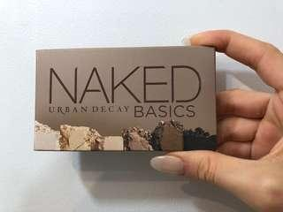 Unopened Naked pallet (Urban Decay)