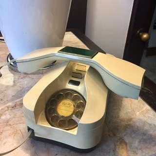 Vintage Designer's Telephone Made in Italy 懷舊 復古 意大利 電話