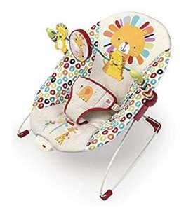 Brand New Bright Starts Playful Pinwheels Bouncer