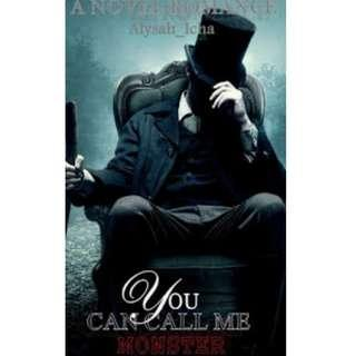 Ebook You Call Me Monster - Alysah Icha