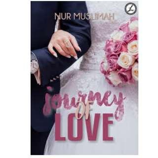 Ebook Journey of Love - NurMuslimah