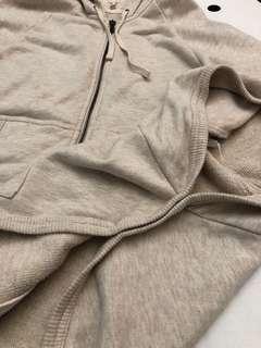Wilfred Poncho-style sweatshirt