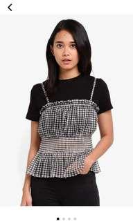 Used once top