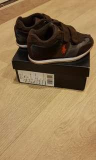 Polo Ralph Lauren boy shoes