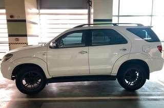 Fortuner diesel 2006 automatic