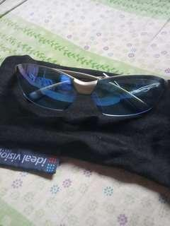 Authentic Dickies Sports Sunglass