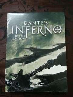 Dante Inferno PS3 Death Edition