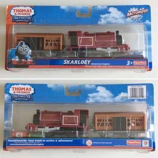 Thomas & Friends 湯瑪士 Skarloey Motorized Engine 電動火車