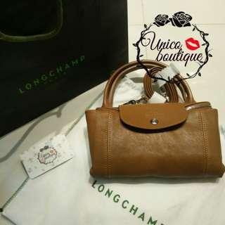 💯Authentic Longchamp Cuir