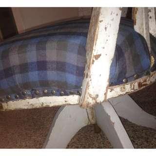 早期醫生椅旋轉椅(一)