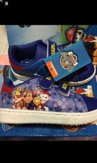 Instock authentic Paw Patrol shoe brand new limited Stock left size 25/27/28/29/31