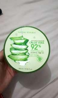 NATURE REPUBLIC Aloe Vera 92%