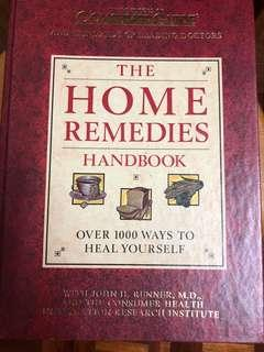 The Home Remedies Handbook